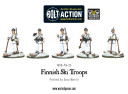 Bolt Action - Finnish Ski Troops
