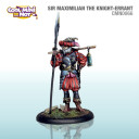 Sir Maximilian The Knight-Errant