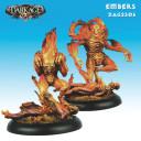 Dragyri Fire Caste Embers