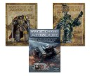 IMPERIAL ARMOUR VOLUME TWO SECOND EDITION AND THE BADAB WAR PART ONE & TWO BUNDLE