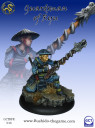 Run from the explosive power of the Guardsman of the Dragon Clan Bushido