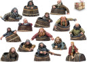 Der Hobbit Smaugs Einöde Fässer unverzollt