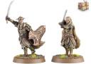 Der Hobbit Smaugs Einöde Hauptleute der Palastwache