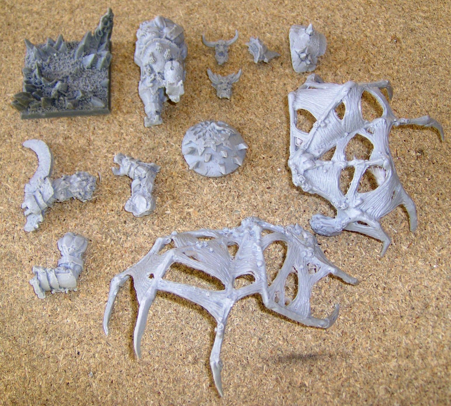 Review Titan Forge – Behemoth of Decay – Brückenkopf line