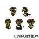 Kromlech Orc Pirate Heads 1