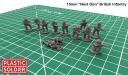 15mm Late War British Infantry 1944-45 2