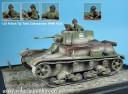 1x35 Polish 7tp Tank Commander #2