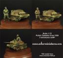 Polish TKS Tankette Crew Set #1