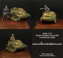 Polish TKS Tankette Crew Set #2