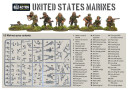 US Marines plastic box set 3