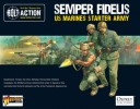 US Marines plastic box set 8
