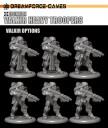 Eisenkern Valkir Heavy Troopers 2