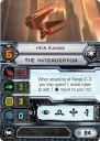 X-Wing Imperial Aces kir-kanos