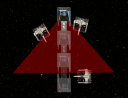 X-Wing Tetran Cowall can choose the speed of his Koiogran maneuver