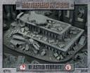 Battlefield in a Box Blasted Terrace