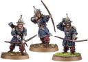Hobbit Bogenschützen der Wache von See-Stadt