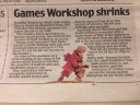 Games Workshop Shrinks