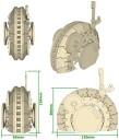 POWER GENERATOR Miniature Scenery 2