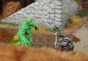 Titan Forge Zwerge Anvilborn Warriors 19