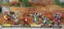 Titan Forge Zwerge Anvilborn Warriors 22