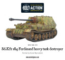 Bolt Action - SdKfz 184 Ferdinand