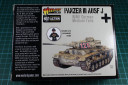 Bolt Action - Panzer III Ausf J