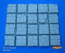 25mm aztex square