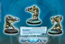Infinity Combined Army Gwailo HRL