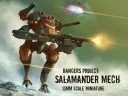 Salamander Mech