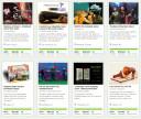 Kickstarter Projektliste