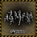 Puppets War Wuestentruppen