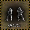 Puppets War Wuestentruppen 2