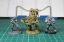 Dust - Steel Guards Assault Squad