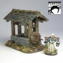 Stronghold Terrain Brunnen 1