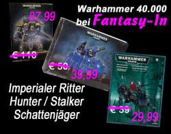40k Angebot der Woche Fantasy In