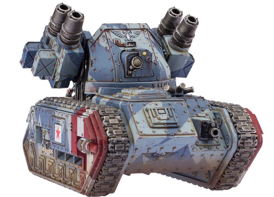 Vostroyan Scions: Warhammer 40.000: Astra Militarum