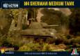 Die Kooperation mit Italeri trägt erste Früchte, der M4 Sherman und ein Set Steinmauern aus Plastik wurden für April angekündigt.