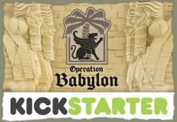 Dust Operation Babylon Dust Kickstarter 1
