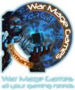 WAM_Warmage Lasercut Logo