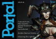 """Die neue Ausgabe des kostenlosen Magazines """"Portal"""" ist erschienen."""