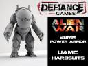 Defiance Games Hardsuit Kickstarter