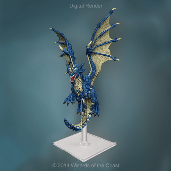 Blue Dragon Dd: Dungeons & Dragons: Attack Wing Regeln