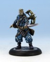 Wrath of Kings Ravenscar Mercs leader 1