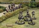 Dystopian Legions Codename Iron Scorpion Franzosen
