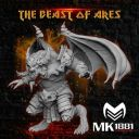 Mk1881 Miniatures_The Beast of Ares