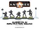 Antares Algoryn AI Infiltration Team