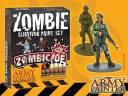 Army Painter Zombicide Survivor Paint Set 3