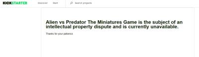 AvP Rechtsstreit Kickstarter