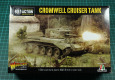 Der Panzer IV steht schon in den Startlöchern, wir packen aber erst einmal den Cromwell Cruiser Tank von Warlord Games aus.