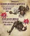 Minion Miniatures - The Monsters of Underdeep 6